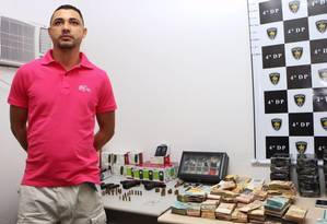 João Maria dos Santos de Oliveira, de 32 anos, mais conhecido como