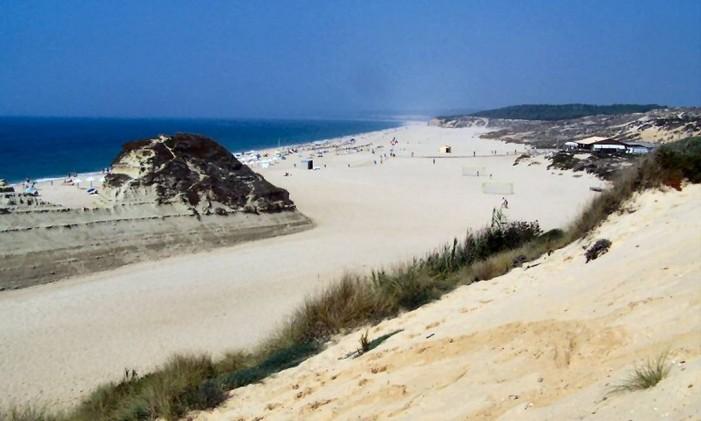 Praia do Moinho de Baixo Foto: Divulgação