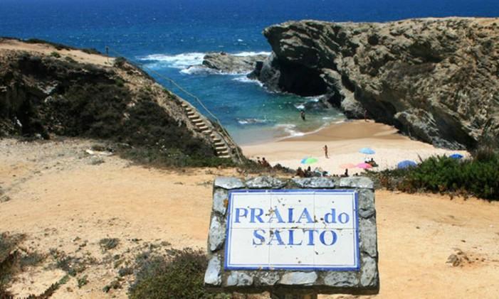 Praia do Salto Foto: Divulgação