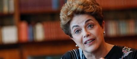 A presidente afastada Dilma Rousseff Foto: Roberto Stuckert Filho/ Divulgação