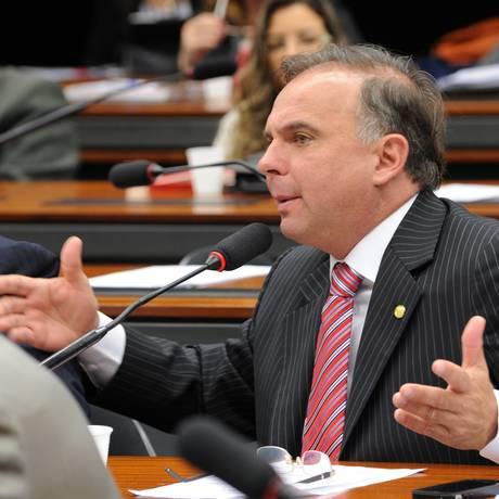 O ex-deputado João Pizzolatti (PP-SC) Foto: Divulgação/Câmara dos Deputados/12-06-2013