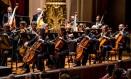 Orquestra Petrobras Sinfônica Foto: Artur Medina/Divulgação