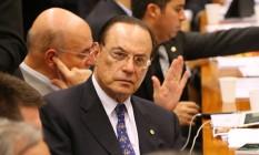 O deputado federal Paulo Maluf Foto: Ailton Freitas / Agência O Globo 11/04/2016