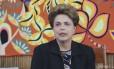 Dilma convoca simpatizantes para mobilização nas ruas contra impeachment