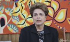 Dilma convoca simpatizantes para mobilização nas ruas contra impeachment Foto: Reprodução
