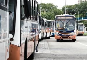 Itinerários de ônibus mudaram devido ao Jogos Foto: Divulgação