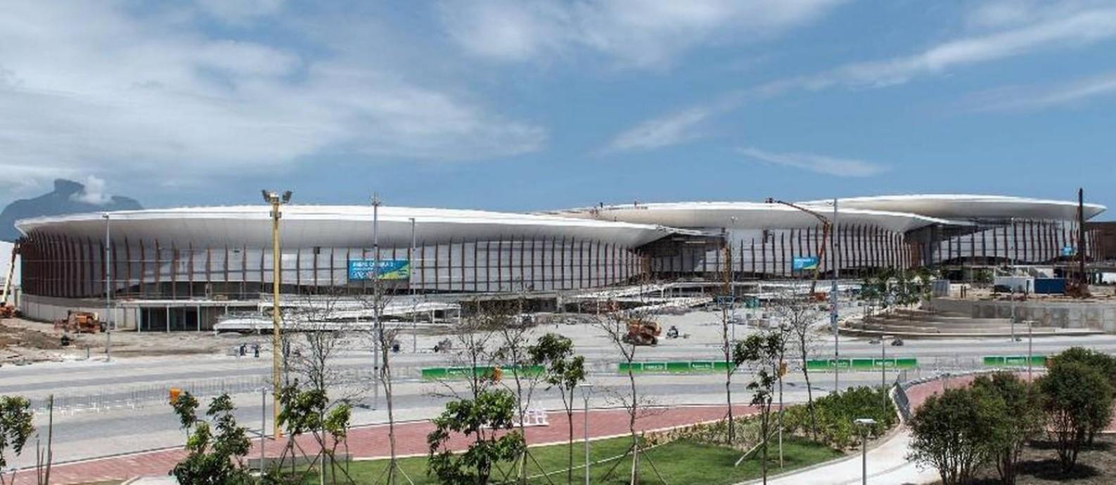 Parque Olímpico será reaproveitado na Paralimpíada Foto: Yasuyoshi Chiba / AFP
