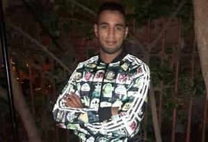 Marroquino foi preso na Vila dos Atletas Foto: Reprodução do Facebook