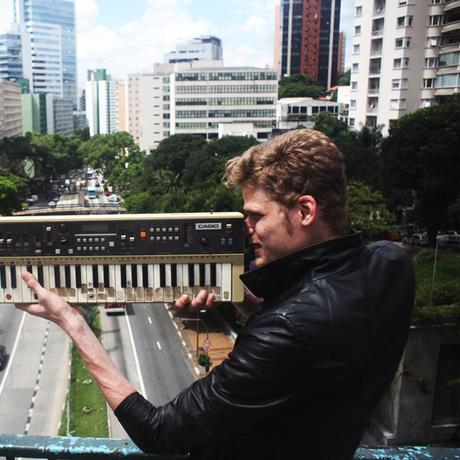 O músico Murilo Sá Foto: Divulgação/Jack Rubens