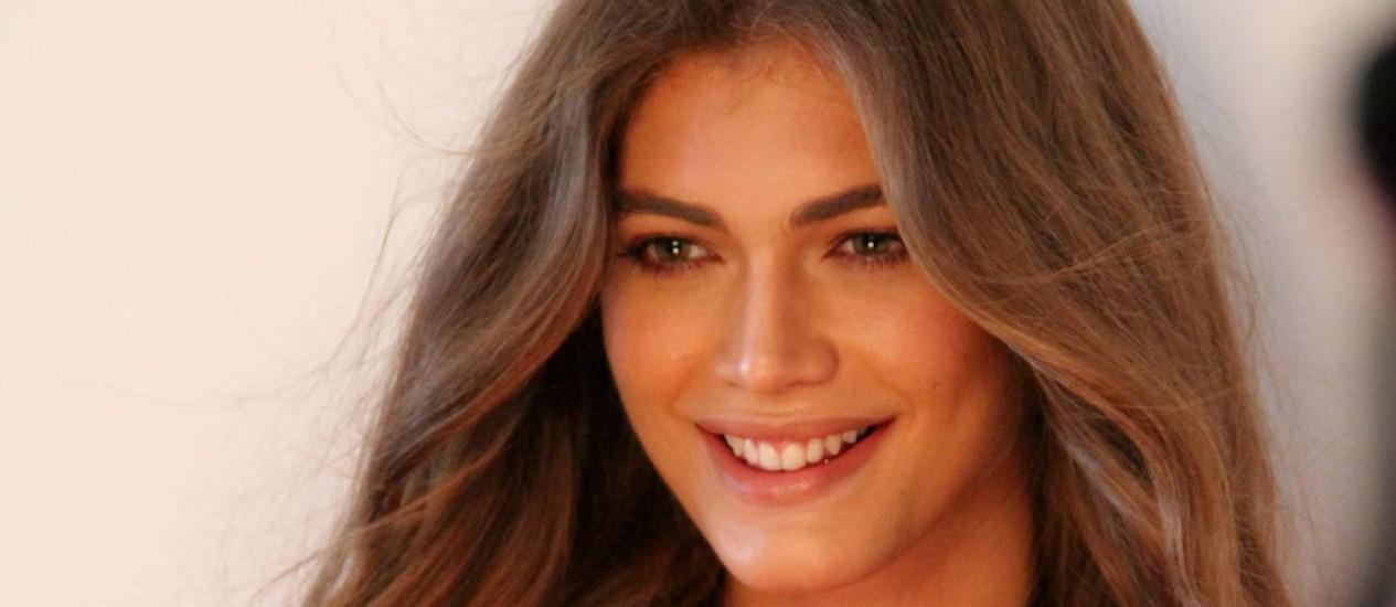 Porta-voz. Valentina Sampaio entra para o rol de representantes da L'Oréal