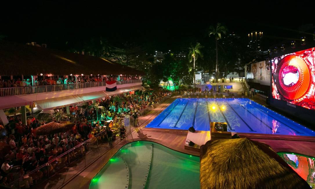 Grandes artistas e DJs holandeses se apresentam na Holland House no Rio. Um grande encontro musical holandes acontece entre os dias 05 e 21 de agosto Divulgação
