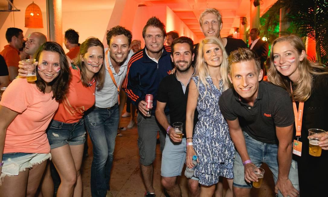 Grandes artistas e DJs holandeses se apresentam na Holland House no Rio Divulgação