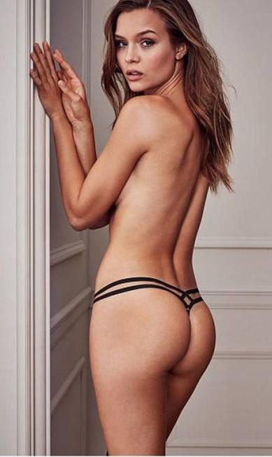 A sensualidade de Josephine Skriver Divulgação