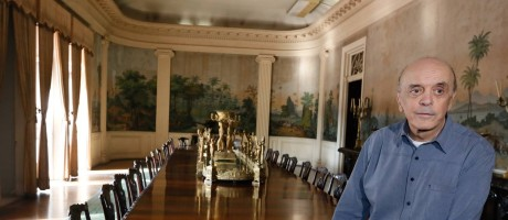 O ministro de Relações Exteriores, José Serra Foto: Pablo Jacob / O Globo