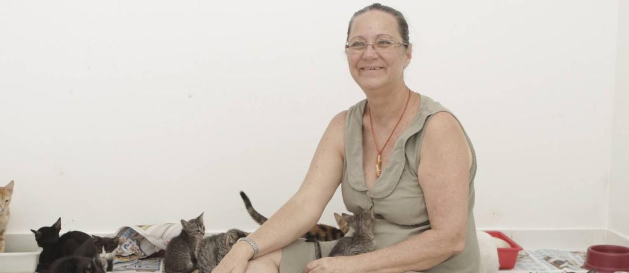 Com a morte da presidente da Suipa, Izabel Cristina Nascimento, na sexta-feira passada, a direção fará reunião para decidir quem assumirá a função Foto: Freelancer / Agência O Globo