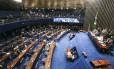 Plenário do Senado: Dilma fala a partir das 9h desta segunda-feira