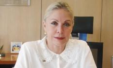Maria Inês Fini, presidente do Inep Foto: Divulgação