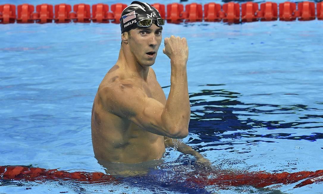 Com o ouro nos 200m, Phelps acumula 24 medalhas olímpicas, sendo 20 de ouro Martin Meissner / AP