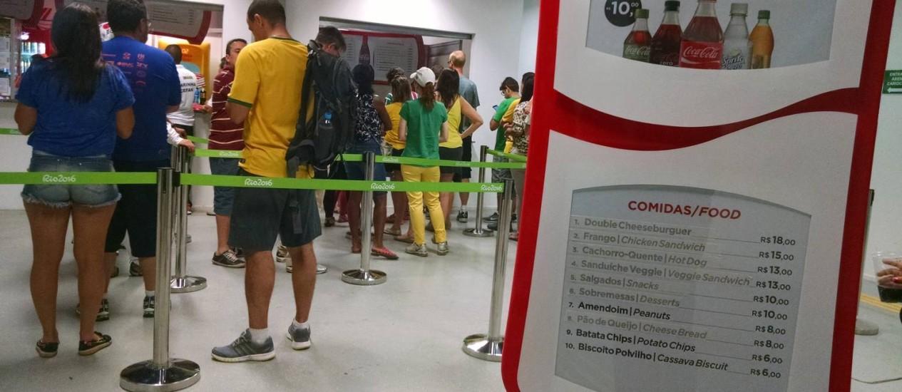 Ministério do Trabalho diz que 3,5 mil pessoas estão trabalhando em situação irregular no Rio-2016 Foto: Marcello Correa