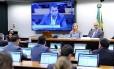 Conselho de Ética da Câmara voltou a se reunir para o sorteio dos relatores de novos quatro processos