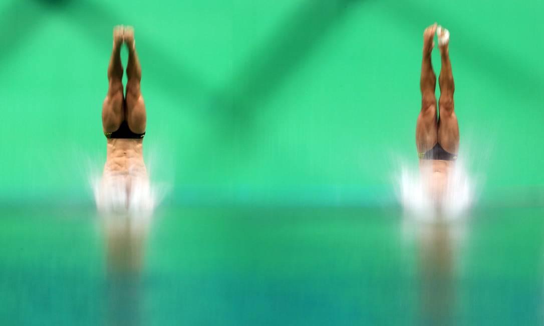 Salto ornamental PILAR OLIVARES / REUTERS