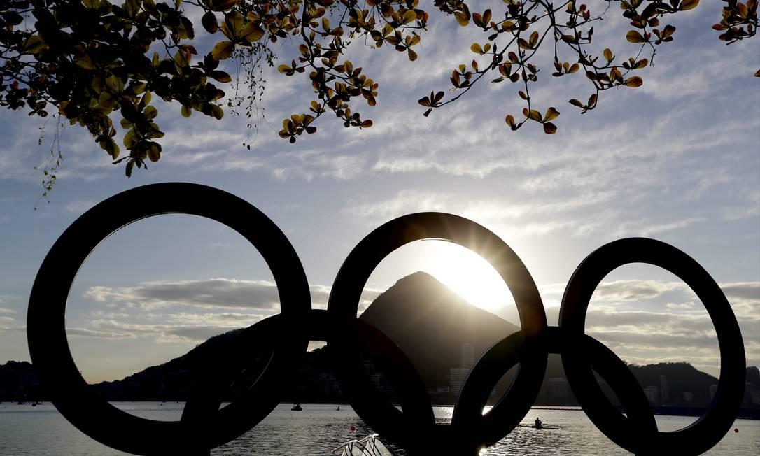 O quadro de medalhas é liderado pela Alemanha, com dois ouros Luca Bruno / AP