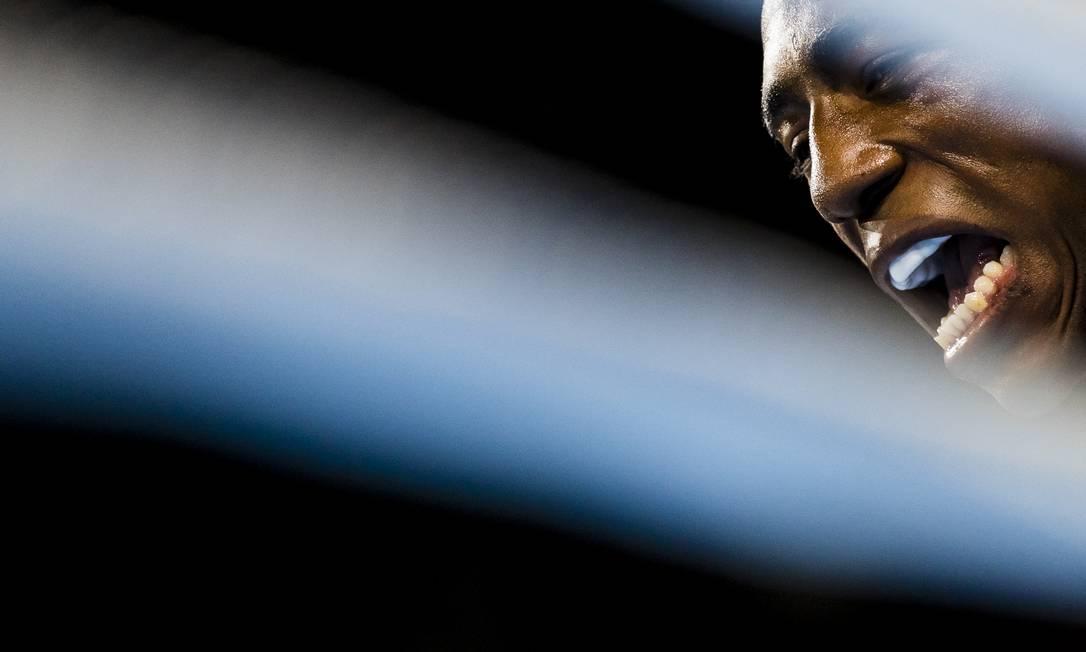 Com o resultado, Joedison segue no grupo de seis atletas brasileiros que seguem na disputa por medalhas no ringue olímpico Adriano Vizoni / Folhapress/NOPP
