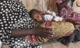 Criança em região da Nigéria controlada pelo Boko Haram. Campanhas de vacinação suspensas pelo extremismo favorecem a volta da poliomielte