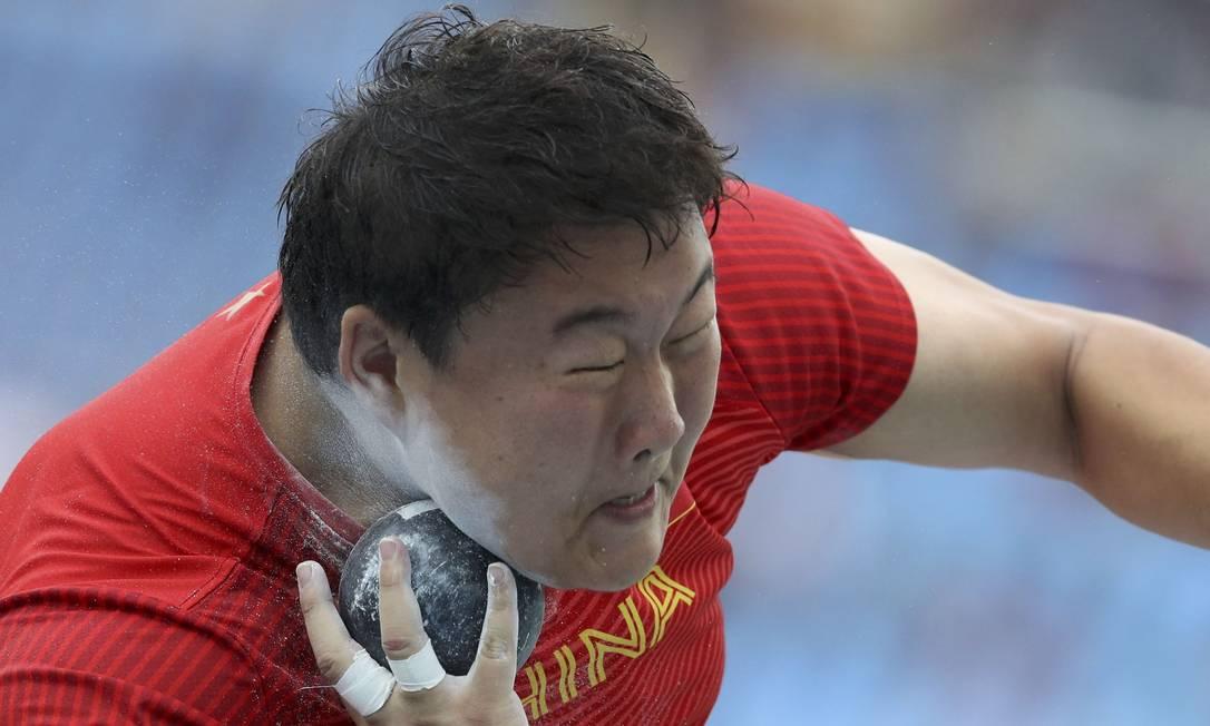 Gao Yang da China. PHIL NOBLE / REUTERS