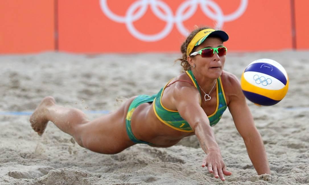 Por causa do sorteio, existe a possibilidade de um confronto brasileiro por medalhas Marcelo Carnaval / Agência O Globo