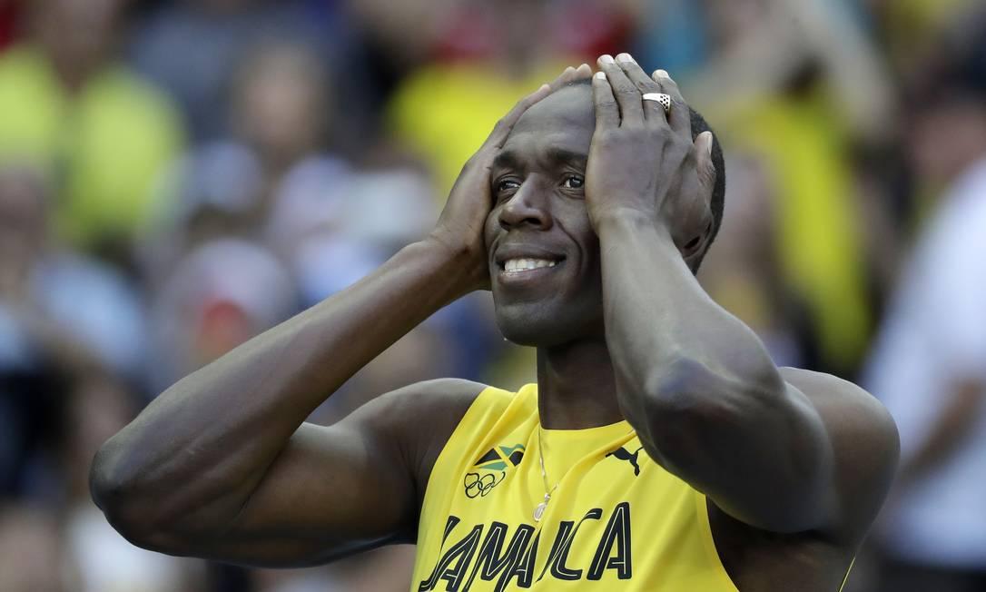 A semifinal e a final dos 100m serão disputadas na noite deste domingo, no Engenhão Matt Dunham / AP