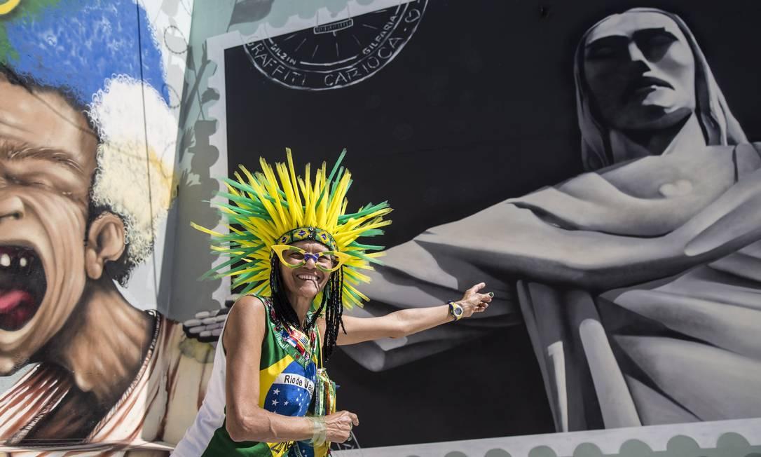 E comprar ingresso na última hora, como Eliana Alves Fernandes Ana Branco / Agência O Globo