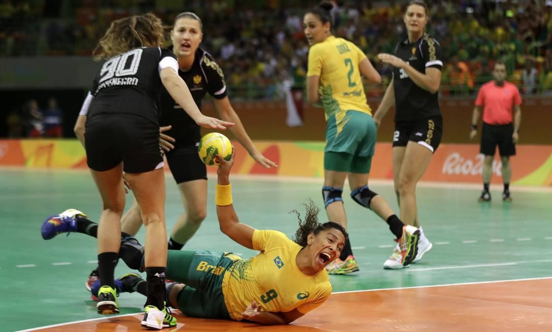 A vitória garante o Brasil em primeiro lugar do grupo A Ben Curtis / AP