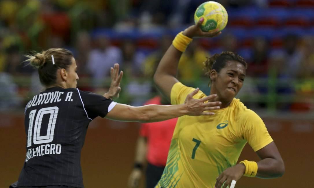 As brasileiras venceram a partida por 29 a 23 DAMIR SAGOLJ / REUTERS
