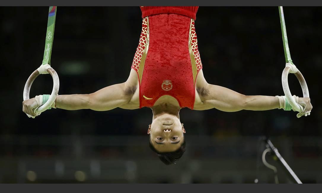 Liu Yang, da China, foi o quarto colocado na final MARKO DJURICA / REUTERS