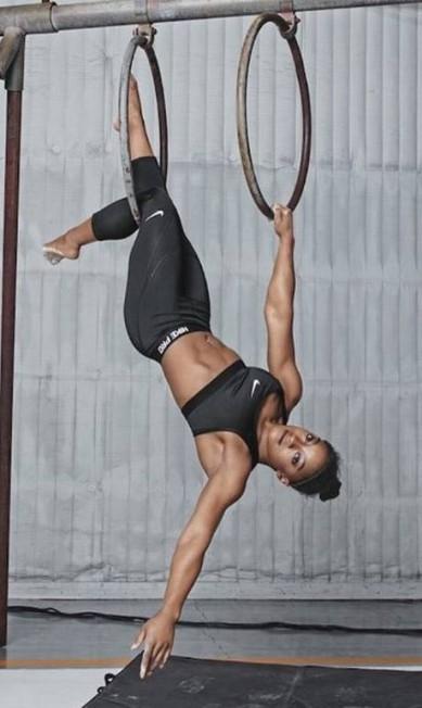 Medalhista de ouro, Simone Biles é uma das solteiras mais cobiçadas da competição Reprodução/Instagram