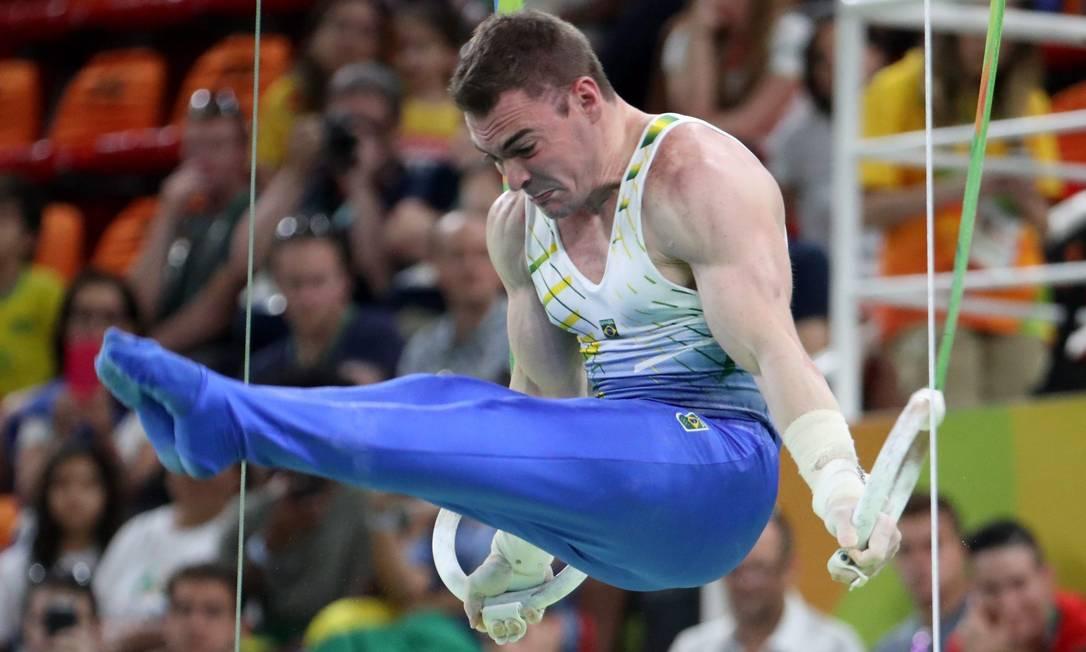 Em Jogos Pan-Americanos, são dois ouros e duas pratas Marcelo Carnaval / Agência O Globo