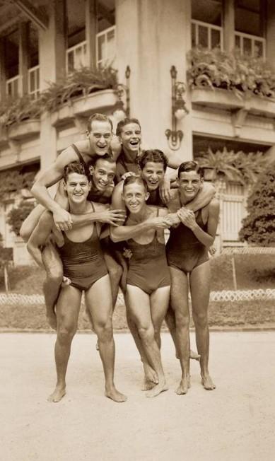 Nadador do Fluminense, em 1936 disputou natação em Berilm. Em 1952, integrou a equipe brasileira de polo aquático, em Helsinki Agência O Globo
