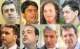 Candidados a prefeito do Rio