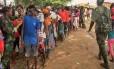 Campanha de vacinação pretende imunizar 14 milhões de pessoas até o início da estação chuvosa, em setembro