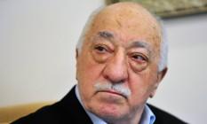 Gülen fala com a imprensa na Pensilvânia, EUA Foto: Chris Post / AP