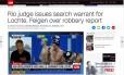 CNN destaca decisão judicial contra nadadores americanos