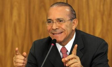 O ministro da Casa Civil, Eliseu Padilha Foto: Givaldo Barbosa / Agência O Globo