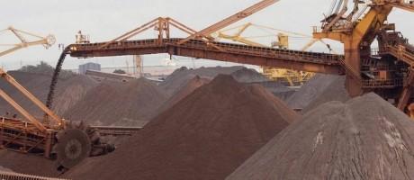 Sem entrave. Minério de ferro no Maranhão: governo vai retomar licenças Foto: Marcos Issa / Bloomberg News