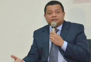 O juiz Márlon Reis, um dos idealizadores da Ficha Limpa Foto: Divulgaçao