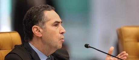 'A lei é sóbria', diz Barroso sobre a Ficha Limpa Foto: Divulgação / STF