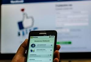 Pardal: aplicativo denunciar irregularidades eleitorais Foto: Alair Ribeiro/TRE-MT