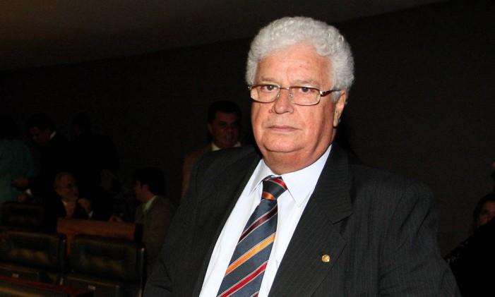 O deputado federal Nelson Meurer (PP-PR) Foto: Ailton de Freitas / Agência O Globo / 14-4-2011