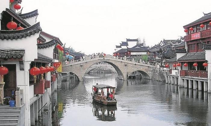Xangai Foto: Wikipedia/Creative Commons