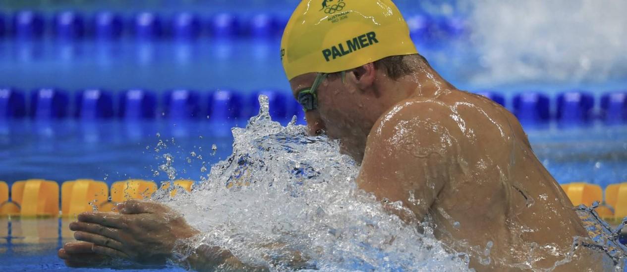 Josh Palmer relatou ao Comitê Australiano Foto: DOMINIC EBENBICHLER/REUTERS